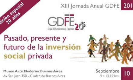 XIII Jornada Anual GDFE