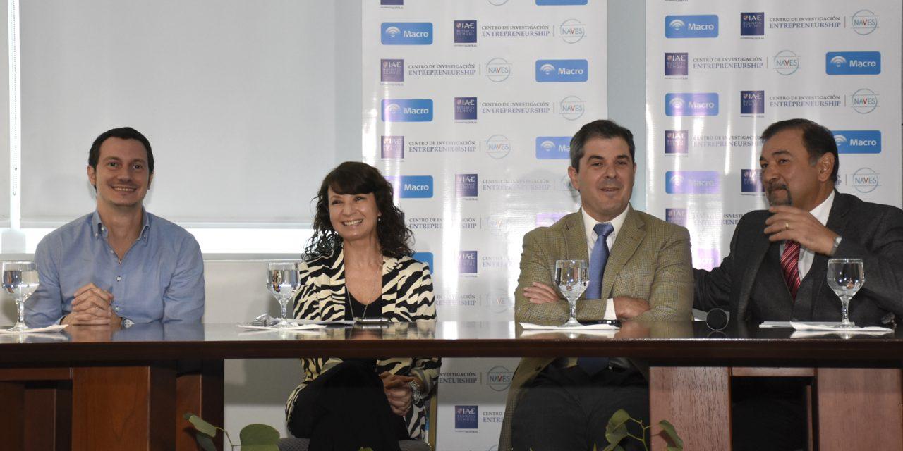 Banco Macro apuesta a la federalización: lanzó Naves 2017 junto a IAE Business School