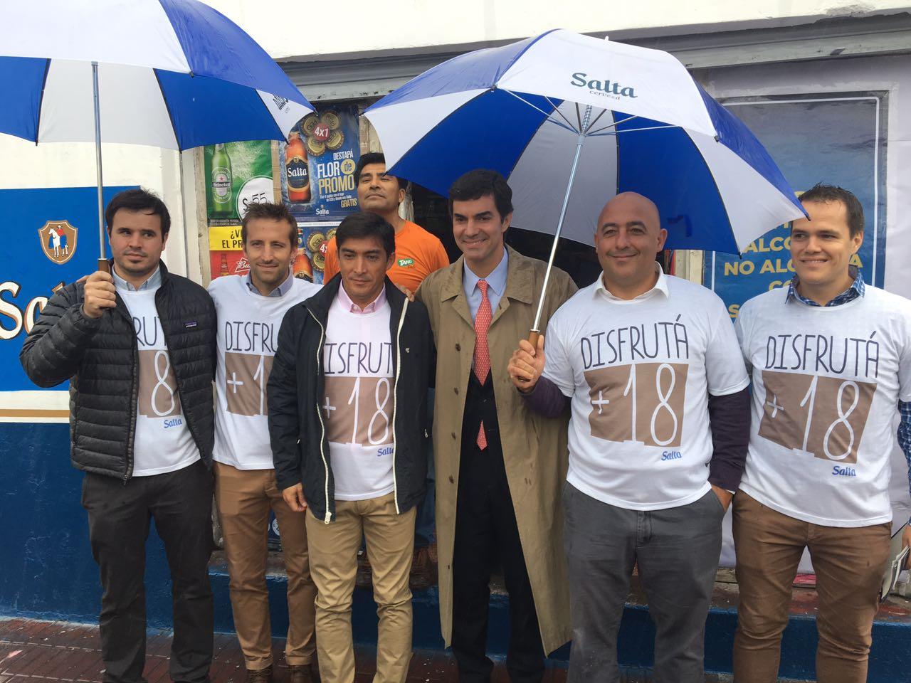 """Cerveza Salta y el Gobierno de la Provincia promueven la """"No Venta de Alcohol a Menores"""""""