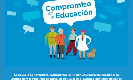 Compromiso por la educación