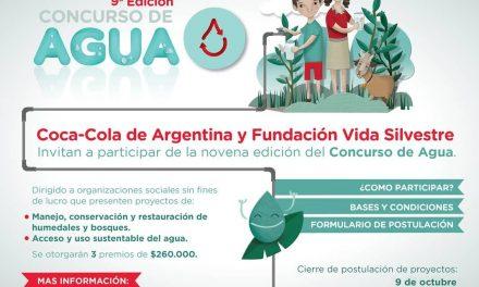 #EmpresasMiembro: Arca Continental presenta la 9º edición del Concurso de Agua