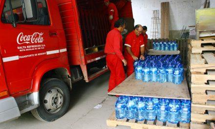 #EmpresasMiembro Arca Continental ayudó a los damnificados en el litoral