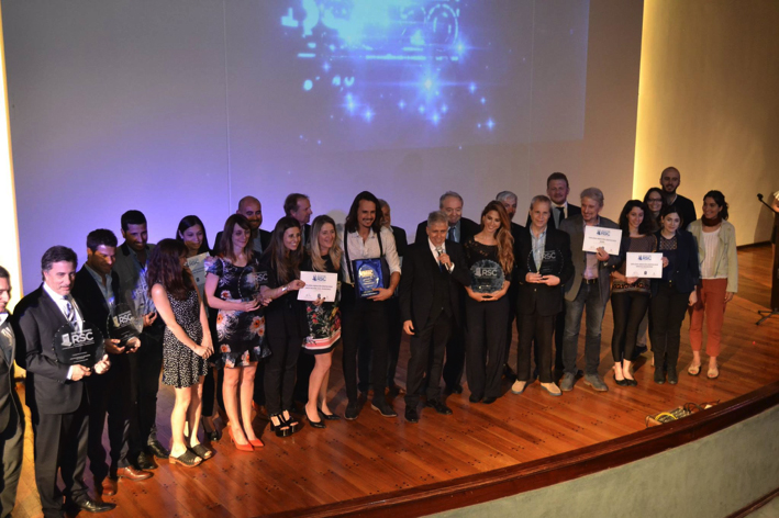 NAVES Federal del IAE y Banco Macro premiado en Distinciones RSC 2017.