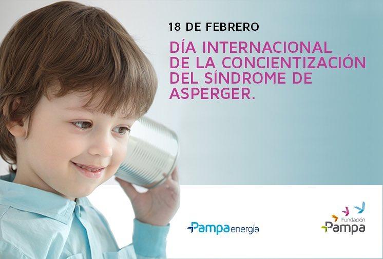 Fundación Pampa concientizando sobre el Síndrome de Asperger