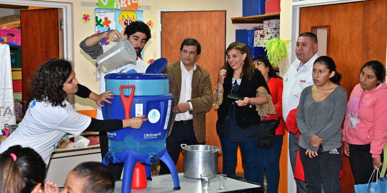 Coca-Cola de Argentina junto a Arca Continental y Proyecto Agua Segura trabajando en Jujuy