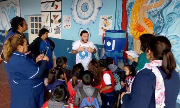 Tecnología y talleres para el acceso al agua segura en Tucumán.